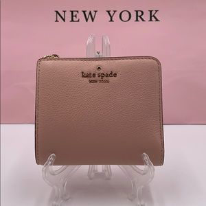 Kate Spade Bifold Wallet Jackson rosycheeks